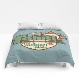 Tahiti Comforters
