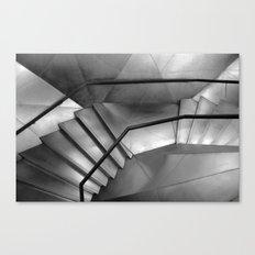 flat vertigo Canvas Print