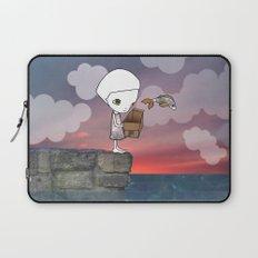 Gone Fishing (2) Laptop Sleeve
