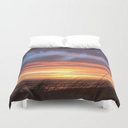 Ocean Dunes Duvet Cover