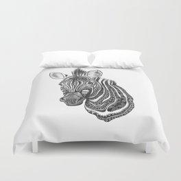 Aztec zebra Duvet Cover