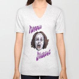 Mommie Dearest Unisex V-Neck