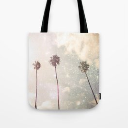 Galactic Nostalgic Tote Bag