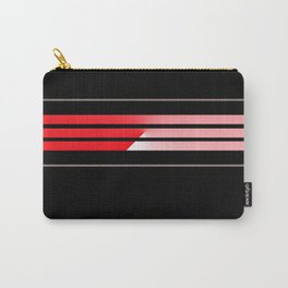 Team Colors 5...red,gray Carry-All Pouch