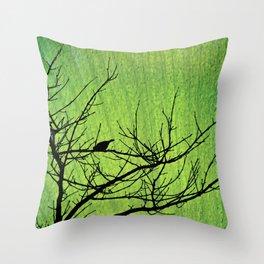Beauties & mysteries Throw Pillow