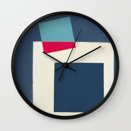 Climate Intervention Wall Clock