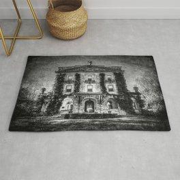 Haunted Manor House Rug