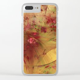 War at Troy Clear iPhone Case