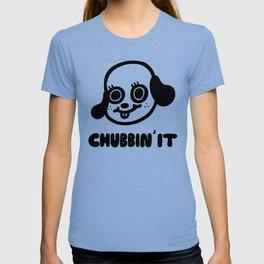 Chubbin' it T-shirt