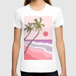 Tropical Landscape 01 T-shirt