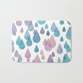 Raindrop Dream Bath Mat