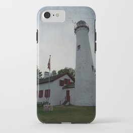 Always keeping watch iPhone Case