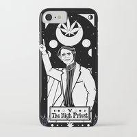 sagan iPhone & iPod Cases featuring HAIL SAGAN! by LADYMAGICUNICORN