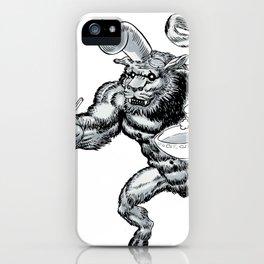 Ramen_apostle iPhone Case