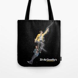 Dirk Gently ICARUS Original Art Poster Tote Bag