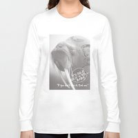 rock and roll Long Sleeve T-shirts featuring rock&roll by Necla Karahalil