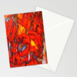 Lavic Jasper  Stationery Cards