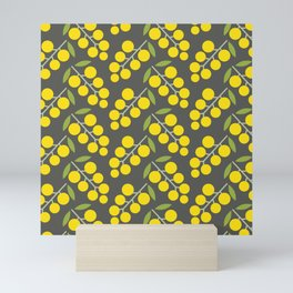 Wattle I Think Of Next Mini Art Print