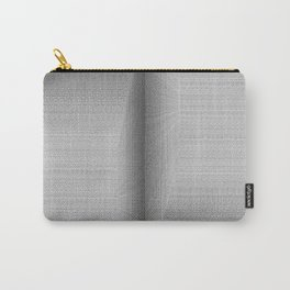 The Binary Rooms Carry-All Pouch
