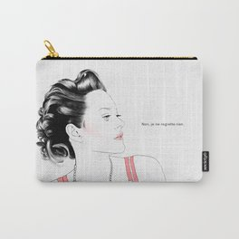 Marion Cotillard - Melancholia Serie Carry-All Pouch