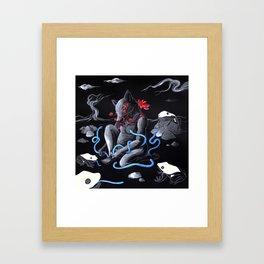 In Exile Framed Art Print