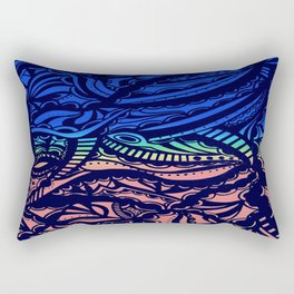 Color Lover  Rectangular Pillow