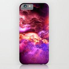 Purple Clouds Slim Case iPhone 6s