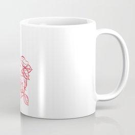 Love Hurts Coffee Mug