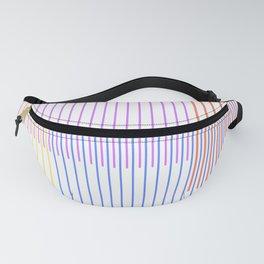 Stripe Blend Fanny Pack