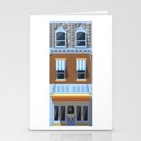 movies Stationery Cards featuring Day at the Movies by Chris Redford