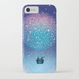 Stars Balloon iPhone Case