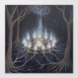 Sacred Connection Canvas Print