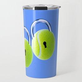 Ball Locks Travel Mug