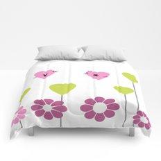 Love. Comforters