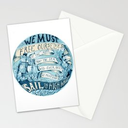 Learn to Sail Stationery Cards