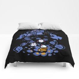 Moogle halloween Comforters