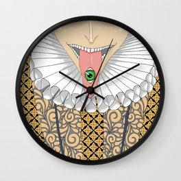 Got My Eye On You Wall Clock