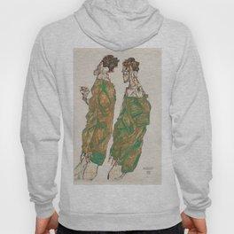 Egon Schiele - Devotion (1913) Hoody