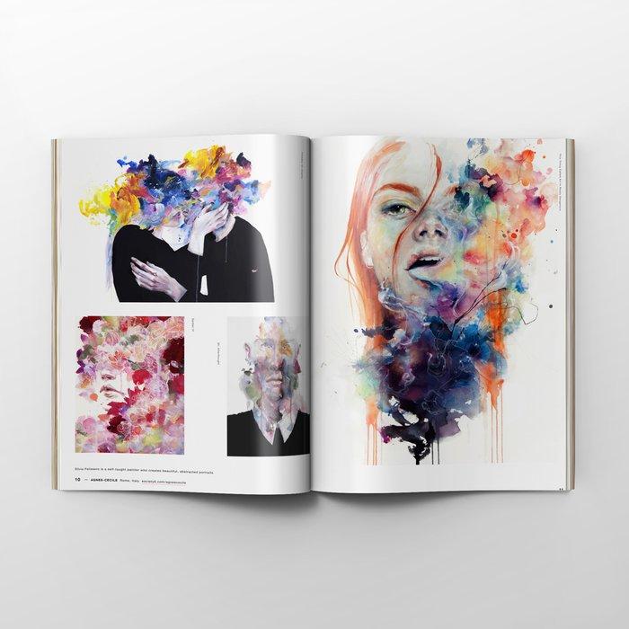 Society6 Art Quarterly No.2.4 - Winter 2017 Editions