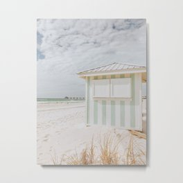 summer beach xxiii Metal Print