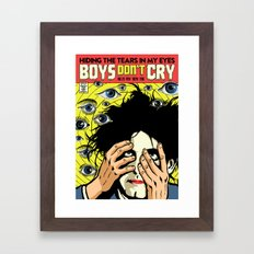 TFTS   Boys Framed Art Print