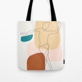 Summer Dance I Tote Bag