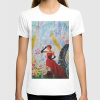 vogue T-shirts featuring Vogue by John Turck