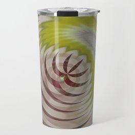 Basal Stripe Twirl Travel Mug