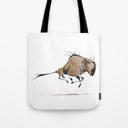 Wildebeest Tote Bag