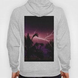 Sunset Lightening Storm (Color) Hoody