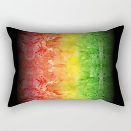 One Love Ombre Rectangular Pillow