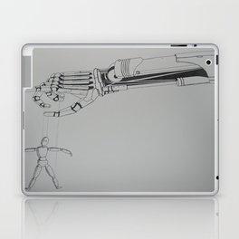 Mechanical Hand Laptop & iPad Skin