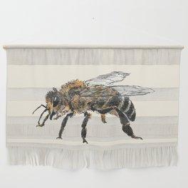 Honey Bee Wall Hanging