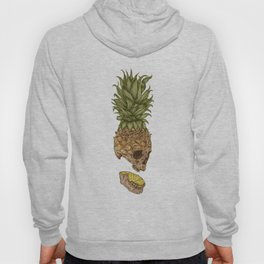 Pineapple Skull Hoody